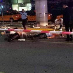 عدد ضحايا انفجارَيْ مطار إسطنبول يفوق العشرة.. وحظر النشر عن الحادث