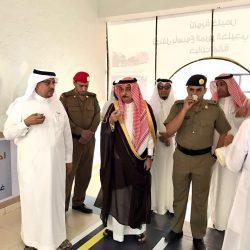 """""""تعليم ومرور"""" خليص يحتفلون بأسبوع المرور الخليجي"""