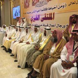الشيخ رجاح بن نافع في ضيافة الشيخ محمد بركة بن مبيريك