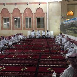 الشيخ صالح الهنيدسي يستضيف عراب الكسرة