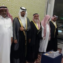 الأستاذ : محمد عبدالحكيم الرايقي يحتفل بزواج ابنه أحمد