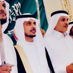 """الشيخ عبدالله هلال الفارسي يحتفل بزفاف ابنه """"محمد"""""""