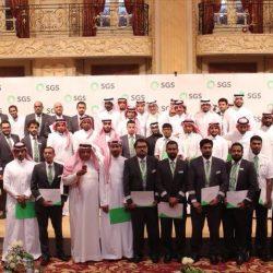 الشركة السعودية للخدمات الأرضية تُكرم شركاء نجاحها