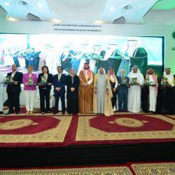 تتويج بر صامطة بجائزة افضل أداء خيري على مستوى الوطن العربي