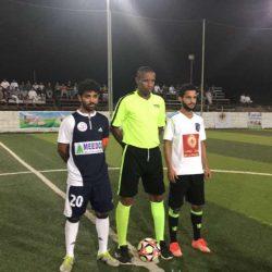 انطلاق بطولة الترجي على كأس محافظ خليص