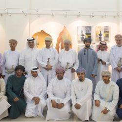 افتتاح معرض جماعة الفن الثاني بسلطنة عمان