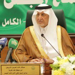 """""""أمير مكة"""" يبعث بخطاب شكر لمحافظ خليص"""
