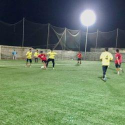 نتائج الجولة الخامسة في بطولة ملح الرمضانية لكرة القدم