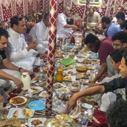الإفطار الجماعي يجمع شباب ذوي رباح بملح