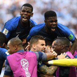 فرنسا تنهي مغامرة الأرجنتين .. وتتأهل لدور الثمانية