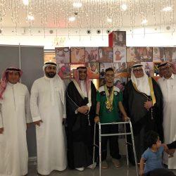 أبطالنا يحتفلون في مجمع العرب مول بجدة