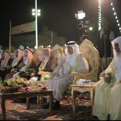"""""""على شرف محافظ خليص"""" .. أهالي دوقة بوادي قديد يقيمون احتفالهم السادس بالعيد"""