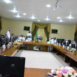 جولة ميدانية لمحافظ صامطة والمجلس المحلي لمتابعة سير المشاريع بالمحافظة