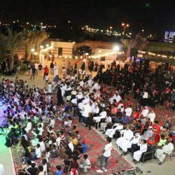 مركز حي المنتزهات بجدة يقيم حفل معايدة الأهالي