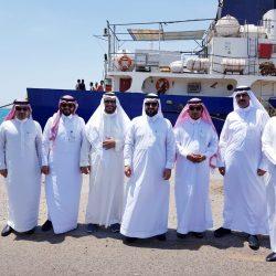 زيارة معالي نائب وزير البيئة والمياه والزراعة منطقة مكة المكرمه ومناقشة خطة الحج البيطرية