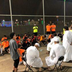 شخصيتان ترافقان فريق العربي المشارك في بطولة عسفان الثانية.. تعرف عليهما