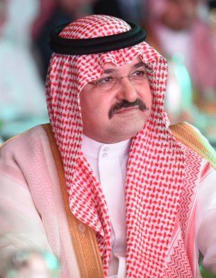 """الأمير مشعل بن ماجد محافظ جدة يُشرف فعالية """"حفل فرح جدة """" بزواج 1400 شاب وفتاة"""