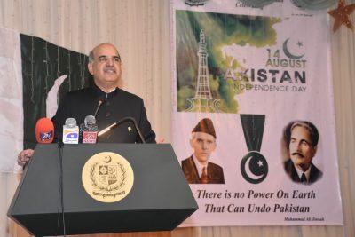 سفارة باكستان تحتفل بيوم استقلال بلادهم في الرياض وجدة