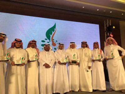 حصول تسعة سعوديون على جوائز الإعلام السياحي العربي لعام 2018