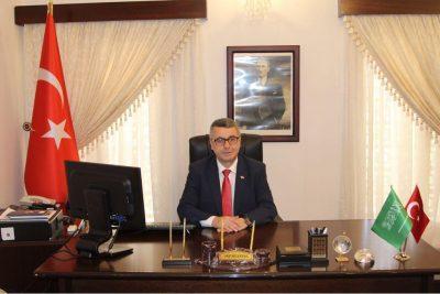 القنصل التركي بجدة يهنئ المملكة باليوم الوطني الـ 88