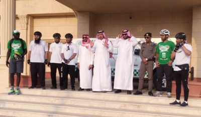 مكتب وزارة البيئة والمياه والزراعة بمحافظة رابغ يحتفي باليوم الوطني ٨٨