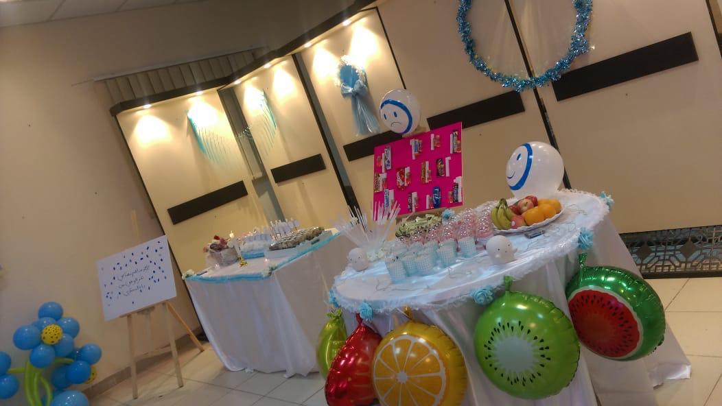 وكالة عمادة السنة الأولى المشتركة للطالبات بالششة تنظم فعالية عن مرض السكري بجامعة أم القرى