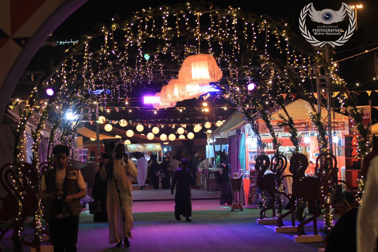 انطلاق فعالية مهرجان فلامنجو الترفيهي بمكة المكرمة