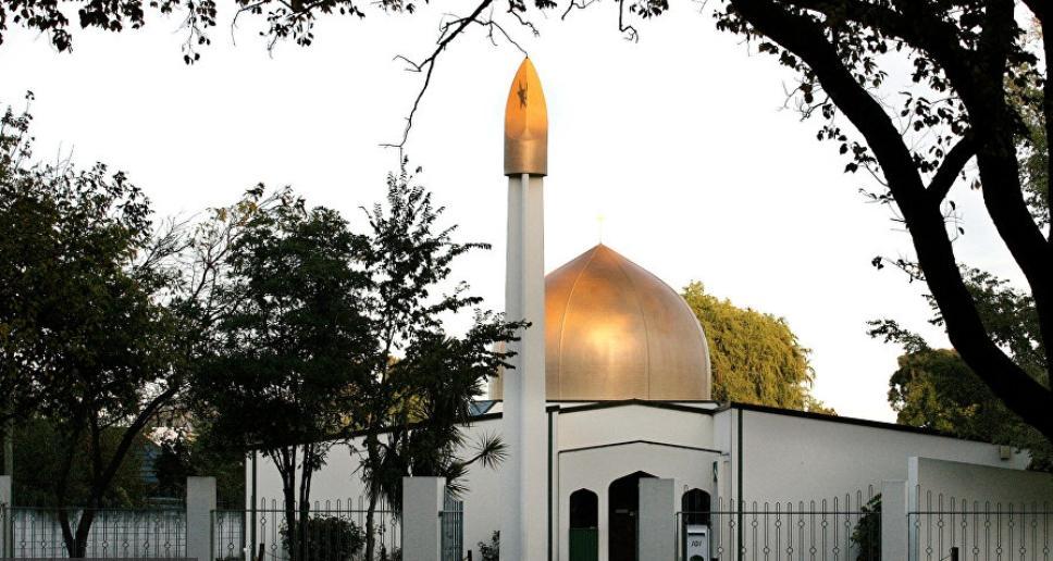 هجوم مرعب على مسجد نيوزيلندي وسقوط العشرات