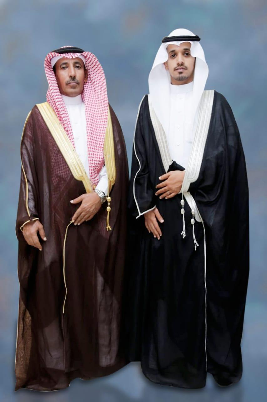 البلادي يحتفل بزواج ابنه خالد7رجب