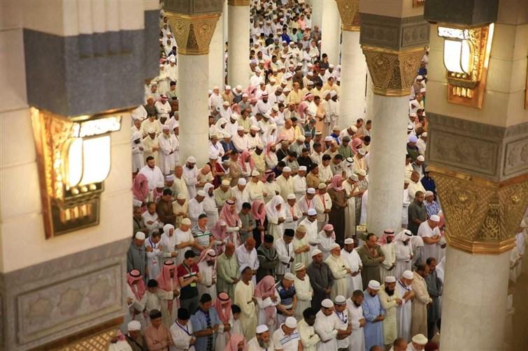 فضيلة الشيخ الدكتور حسين آل الشيخ  في خطبة الجمعة : في رمضان تربية المسلم على الرحمة بجميع صورها