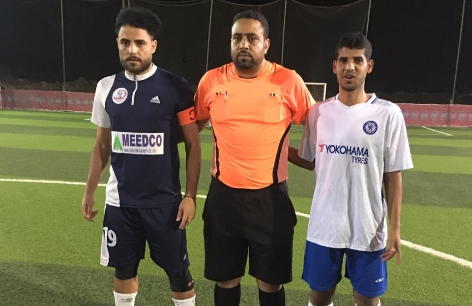 الخليج والفيصل يونايتد يتأهلان لنهائي بطولة الترجي الثالثة