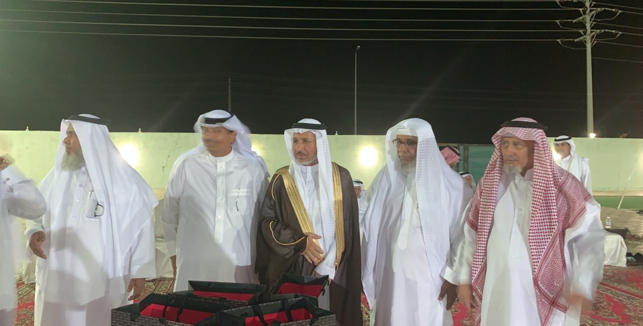 حفل المعايدة السنوي لـ (قبيلة اللبدة) بمحافظة خليص