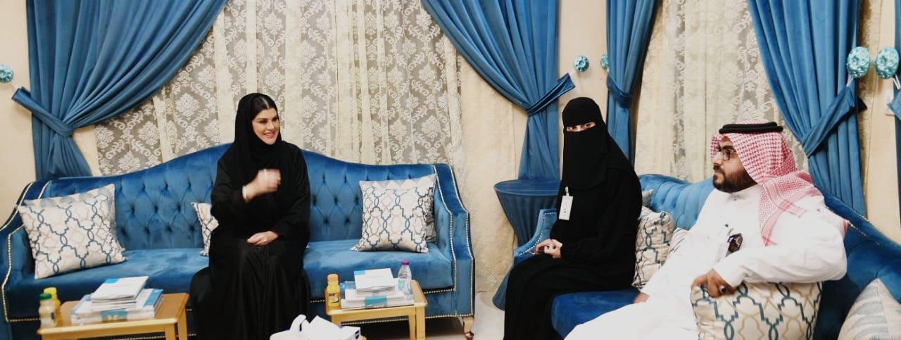 مؤسسه الإخاء تختار الأميره دعاء بنت محمد سفيرة للأيتام