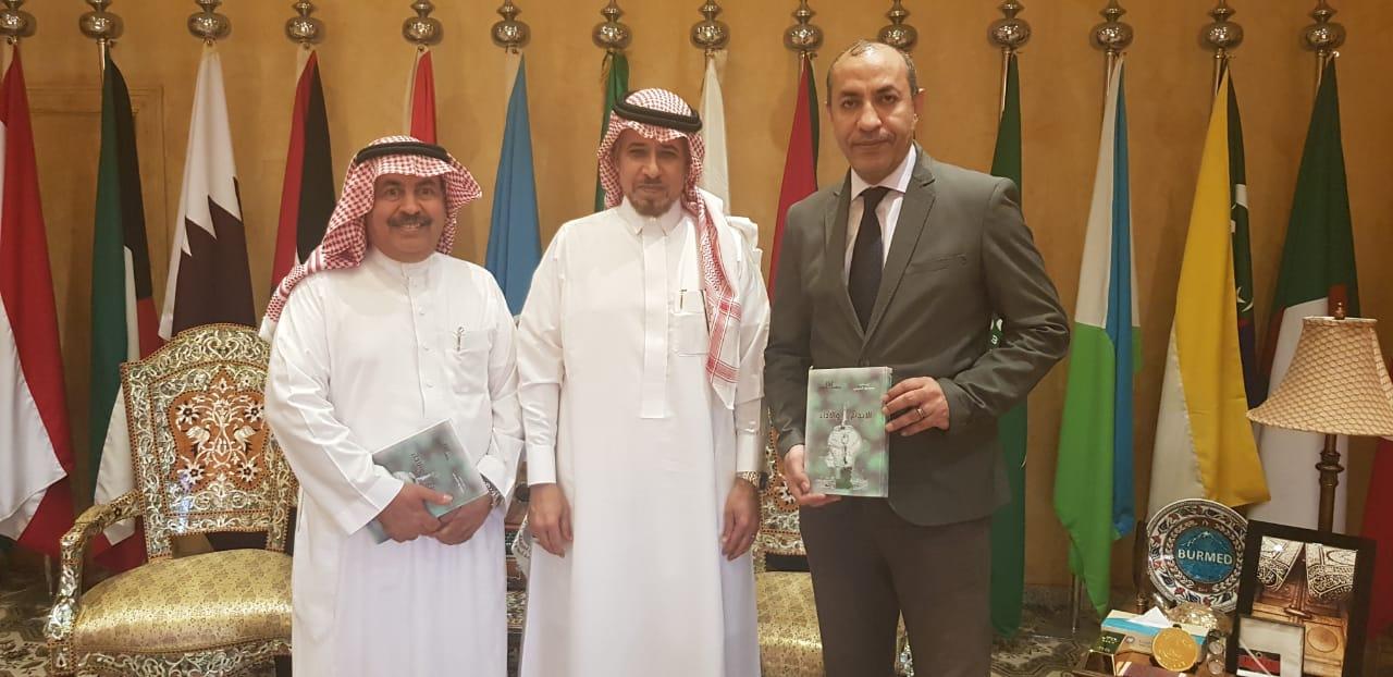 السريحي يزور المنظمة العربية للسياحة لدعم الشراكة بين الثقافة والسياحة