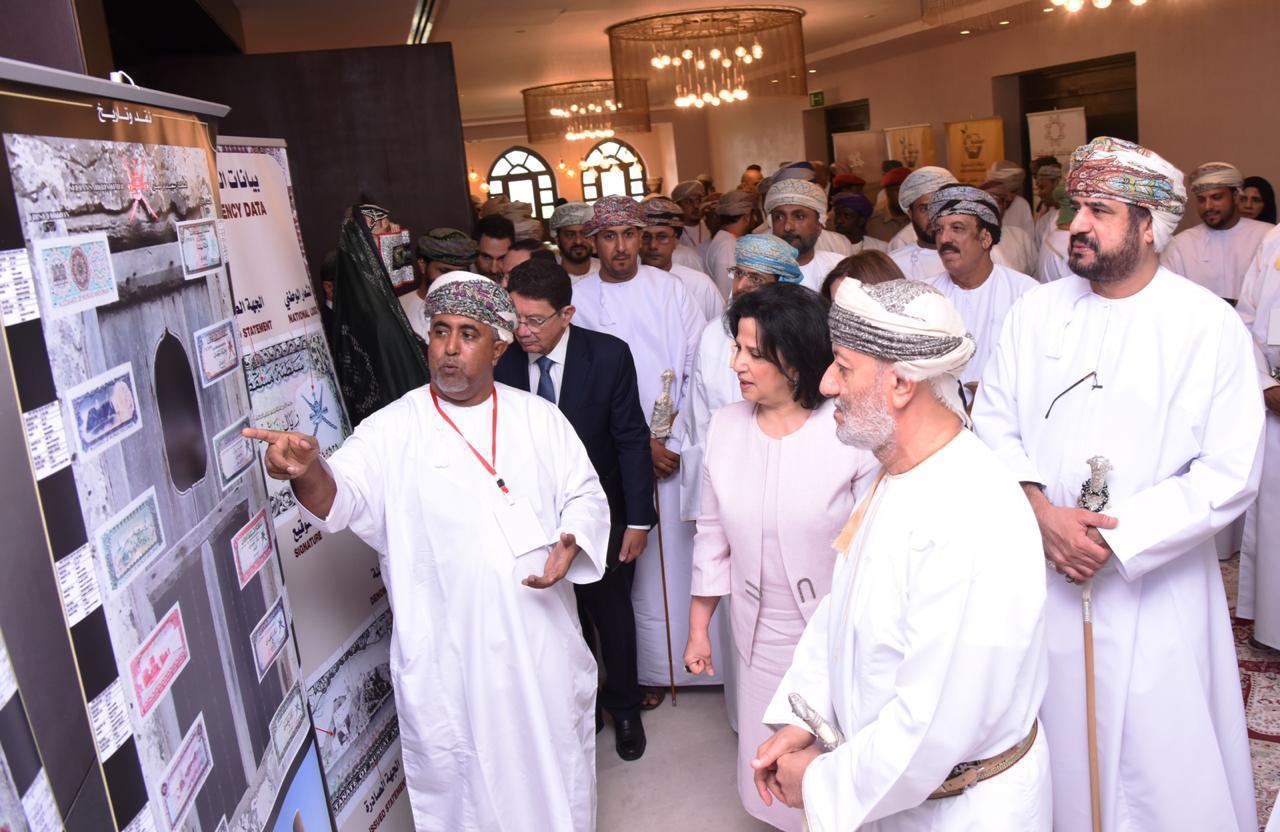 افتتاح أعمال المنتدى العربي للسياحة والتراث بصلالة