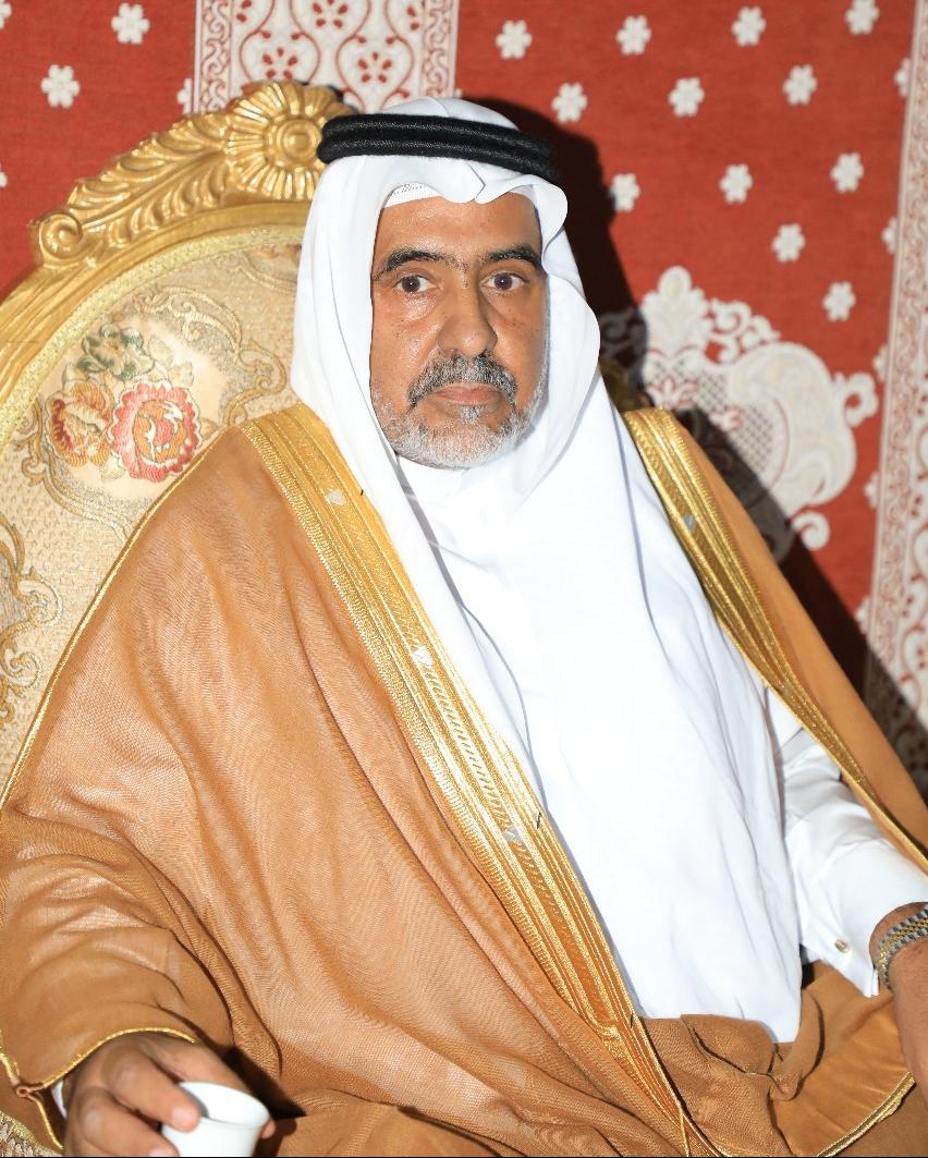 «تهنئة» الشيخ عوض بن رده الخرماني