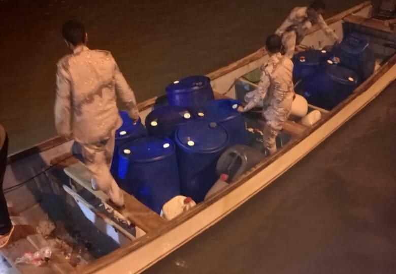 رجال حرس الحدود بمنطقة مكة المكرمة يحبطون عدة محاولات لتهريب الحشيش خلال موسم الحج