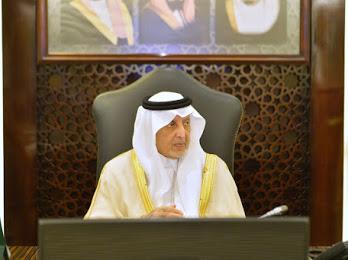الأمير خالد الفيصل يتشرف بغسل الكعبة نيابة عن خادم الحرمين الشريفين غدا الإثنين