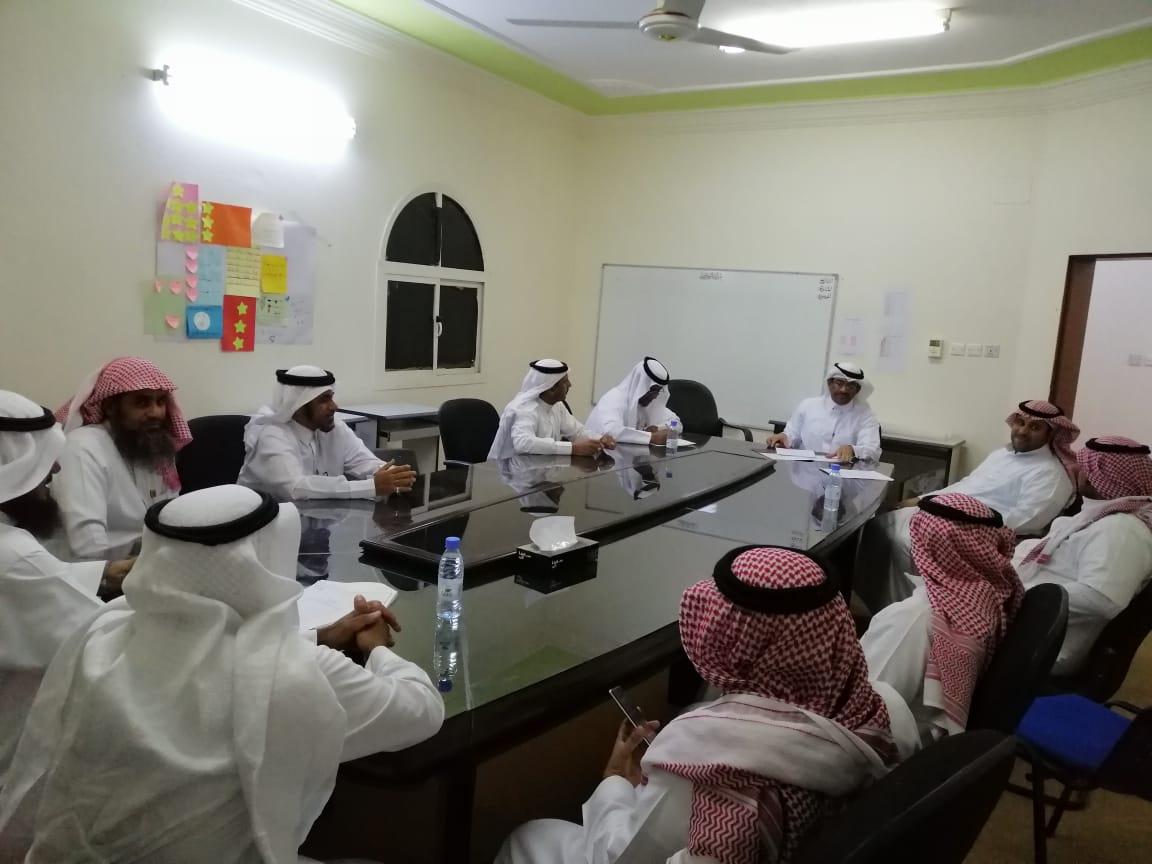 إعادة انتخاب مجلس إدارة لجنة التنمية الاجتماعية بالعرضية الجنوبية