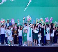 فعاليات وطنية متنوعة في احتفالية تعليم جدة بيوم الوطن