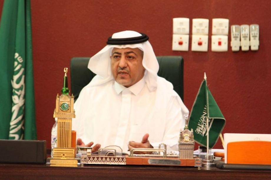 محافظ خليص يقدم لنائب أمير منطقة مكة المكرمة دراسة للمواءمة بين المجلسين المحلي والبلدي