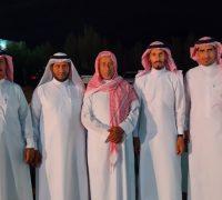 أسرة آل عطا الله تحتفل بالملازم أحمد الصحفي