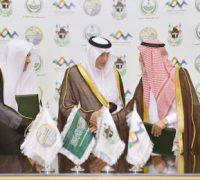 أمير مكة يشهد توقيع مذكرة تفاهم لإنشاء معرض السيرة النبوية والحضارة الإسلامية بجامعة أم القرى