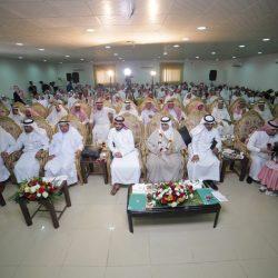 المحافظ يرعى حفل مكتب تعليم بخليص بمناسبة «اليوم العالمي للمعلم»