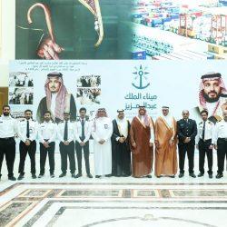 نائب أمير الشرقية : تحقيق أعلى مستوى من الخدمات بميناء الدمام تعزيز لمكانة المملكة