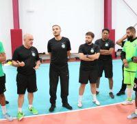 أخضر الصالات يواجه المنتخب اللبناني في ثاني مواجهات تصفيات غرب آسيا