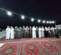 """""""فرج"""" و """"ثياب"""" المعبدي وصحبهما في ضيافة """"آل عبد العزيز"""""""