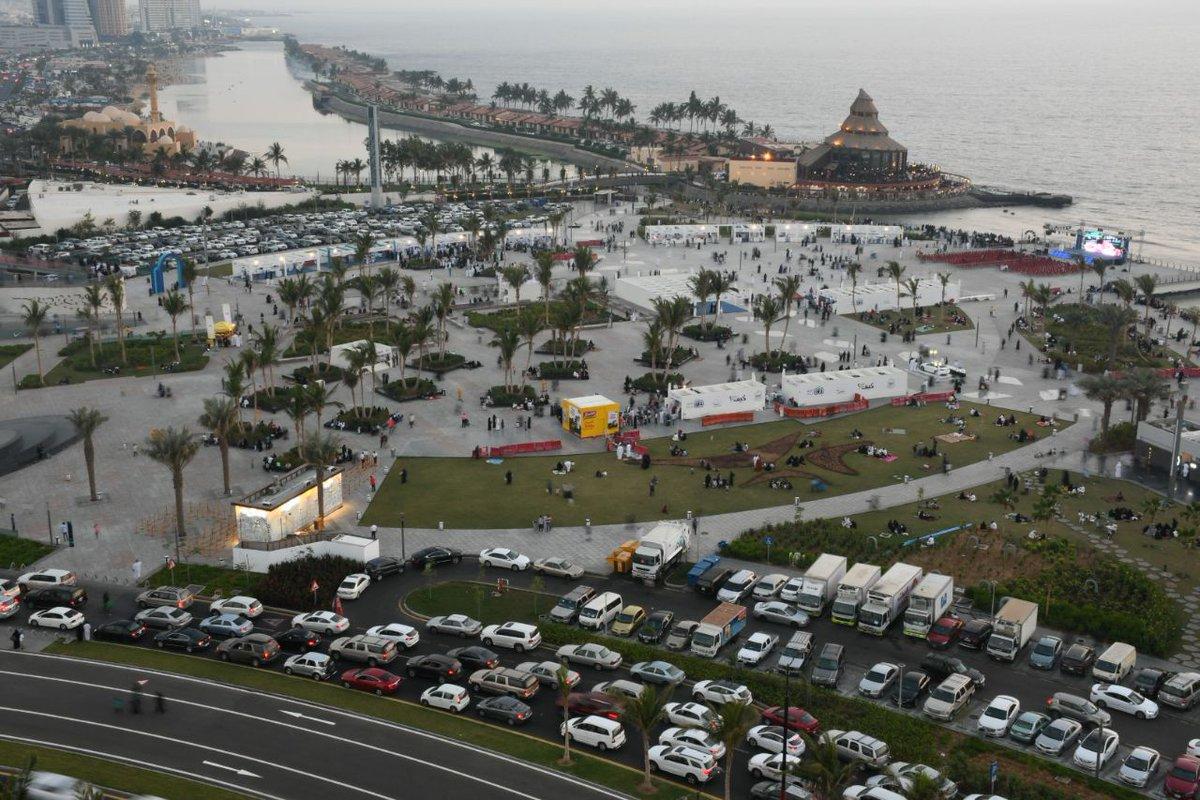 الفيصل يدشن الحديقة الثقافية على الواجهة البحرية بجدة غدا الأحد