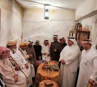 وفد من الجمعية التاريخية السعودية بمنطقة مكة المكرمة يزور متحف بيت التراث المكي
