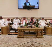 بالصور.. حفل تكريم مدير عام مركز تاريخ مكة المكرمة